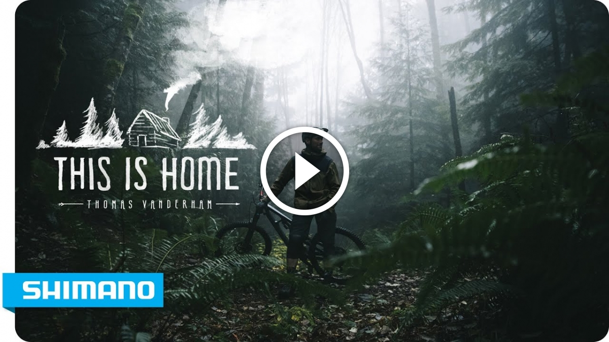 Thomas Vanderham Shows off on his Home Trails in the North Shore of Vancouver [Video] - Singletracks Mountain Bike News