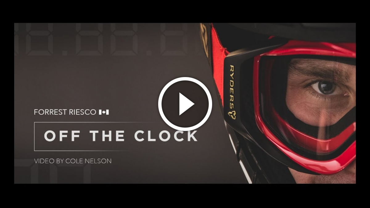 Forrest Riesco: Off the Clock [Video] - Singletracks Mountain Bike News