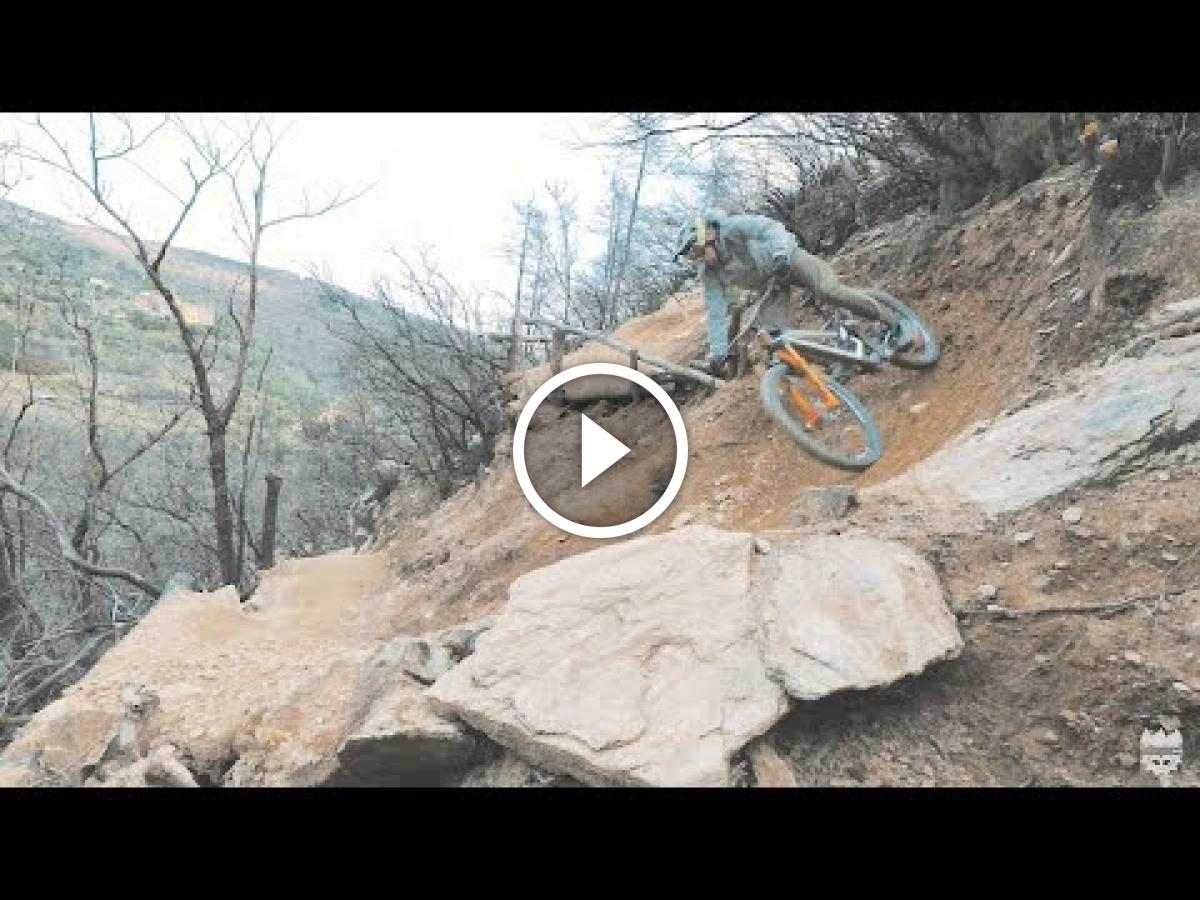 Local Guide Fabio Carrara Showcases Smooth and Smart Riding in Finale Ligure [Video] - Singletracks Mountain Bike News