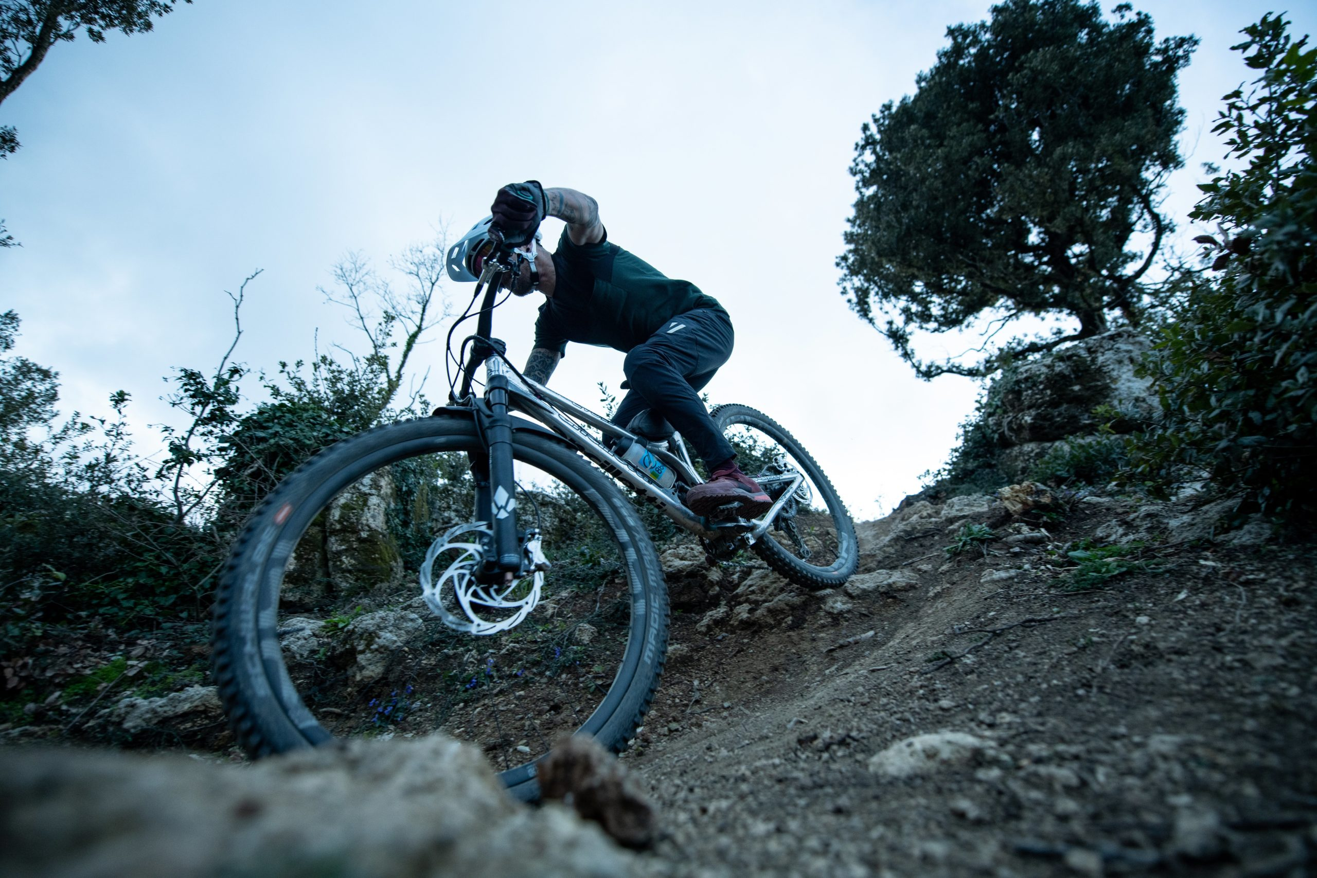 LG1 Race Carbon MTB Wheels From e*thirteen are Mid-Weight and Mid-Price, but offer Max Stiffness [Review] - Singletracks Mountain Bike News