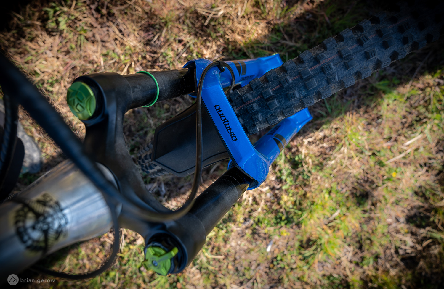 The Diamond D1 Fork From DVO Promises Generous Suspension and Customer Support [In for Test] - Singletracks Mountain Bike News