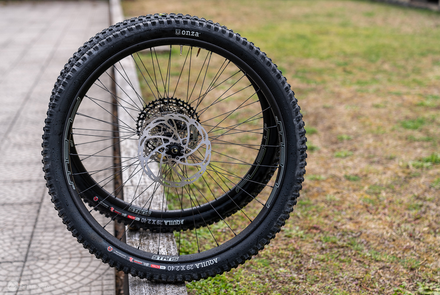 Stans CB7 Wheelset, Onza Aquila Tires, Nukeproof ARD Inserts, and Tyre Yogurt Sealant in for Test - Singletracks Mountain Bike News