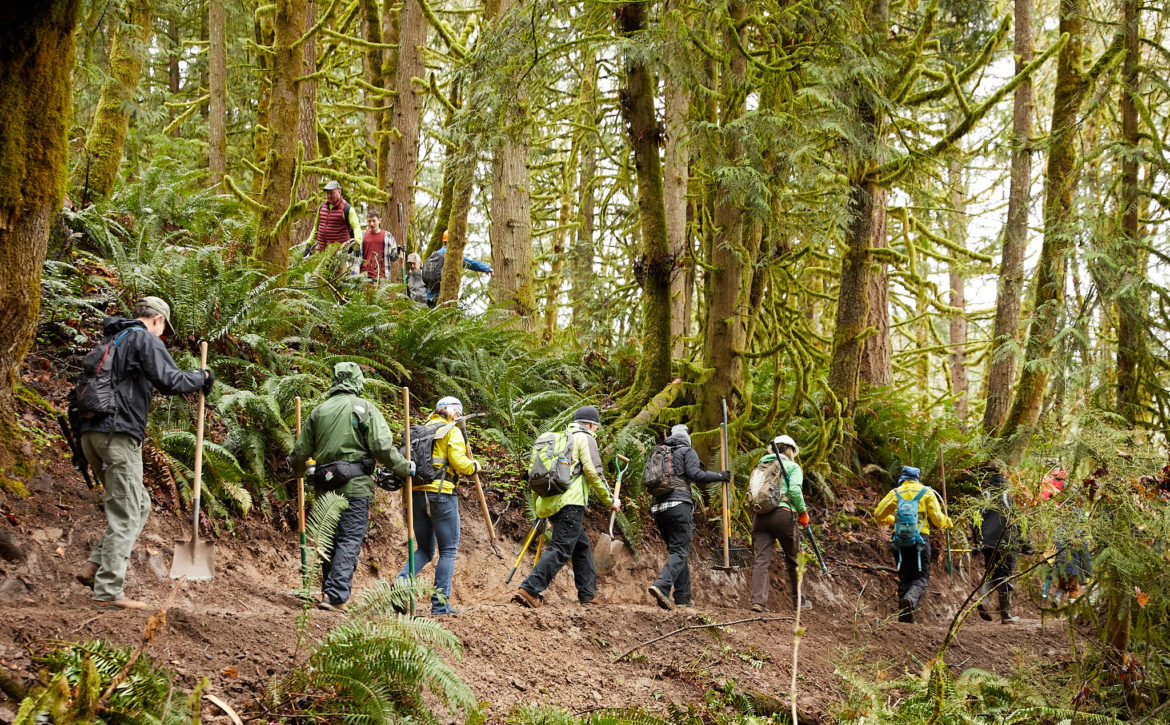 Mountain Bikers in Portland, Oregon Finally Have Trails They Can (Almost) Ride To - Singletracks Mountain Bike News