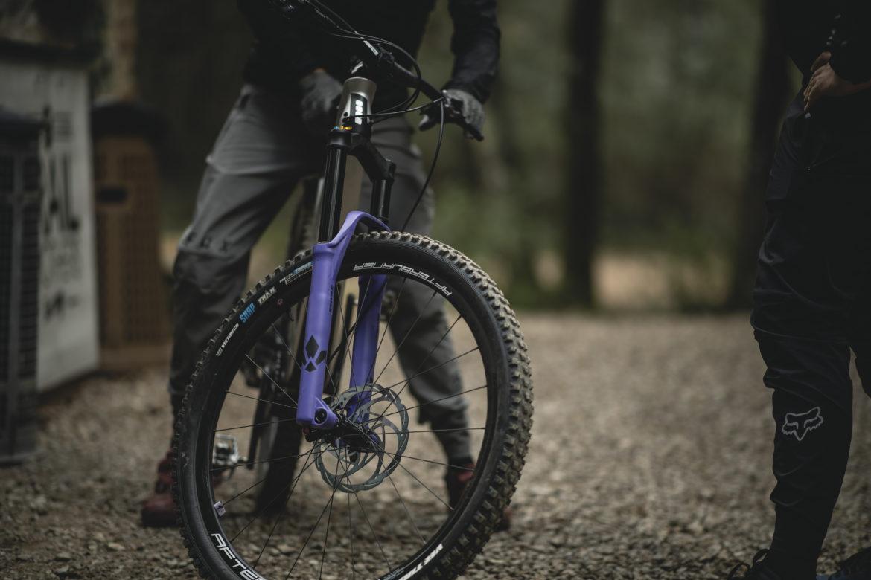 The Formula Selva R is 7 Distinct MTB Forks in One [Review] - Singletracks Mountain Bike News