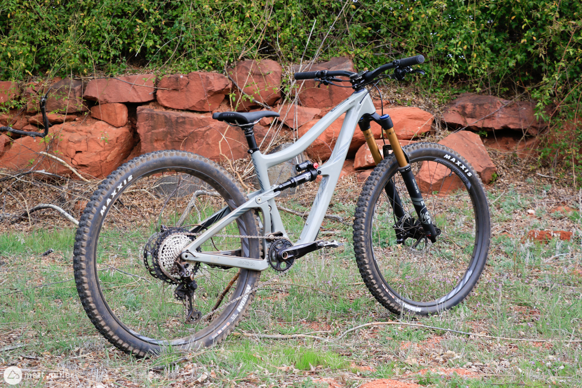 Charging Through Sedona on the Ibis Ripmo V2 [Test Ride Review] - Singletracks Mountain Bike News