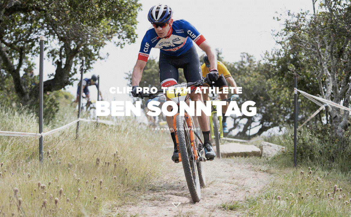 Clif Pro Team Member Ben Sonntag Dead After Being Struck By a Pickup Wednesday Afternoon - Singletracks Mountain Bike News
