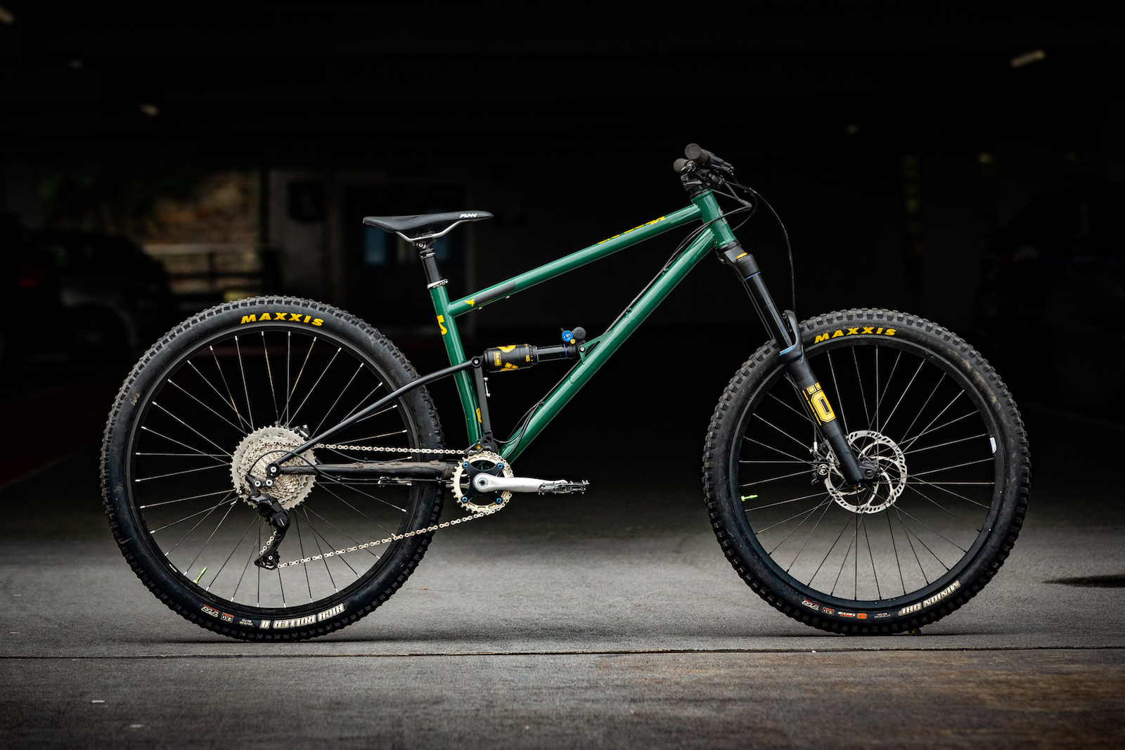 Starling Cycles Reverses the Mullet Bike with the new Tellum - Singletracks Mountain Bike News