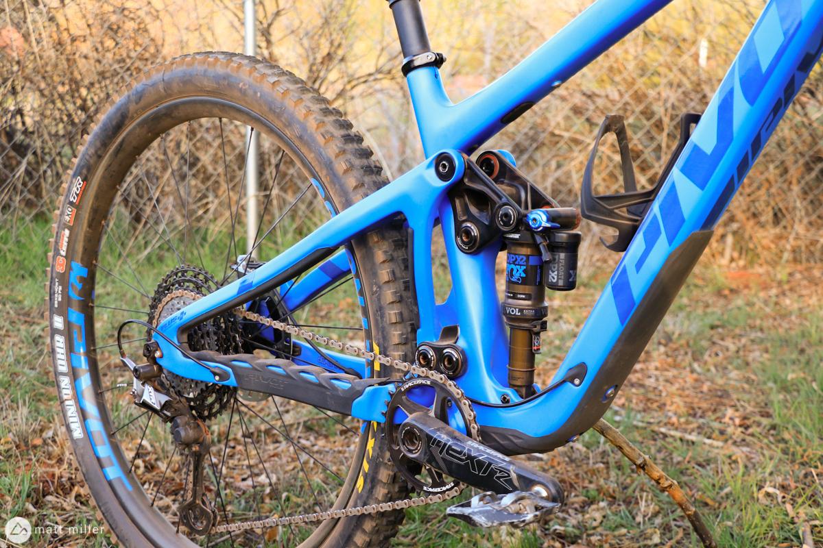 The 2020 Pivot Switchblade All Mountain Bike Feels Fast and Versatile [Test Ride Review] - Singletracks Mountain Bike News