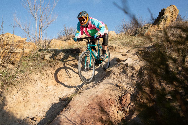 Crushing it on the Affordable $50 Gary Fisher Tassajara [Bike Review] - Singletracks Mountain Bike News