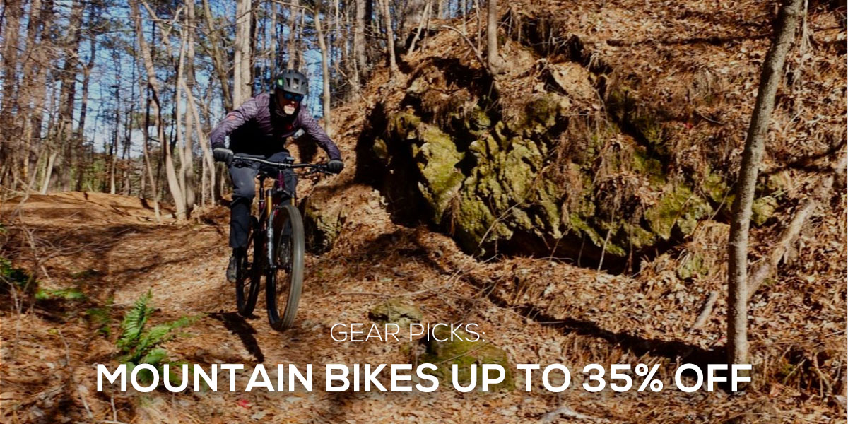 March Mountain Bike Deals from Alchemy, Swiftwick, JensonUSA - Singletracks Mountain Bike News