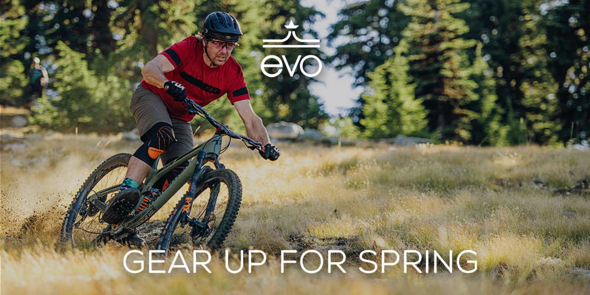 Gear up for Spring Mountain Biking with evo - Singletracks Mountain Bike News