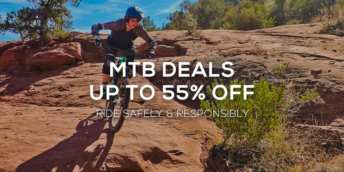 Online Mountain Bike Deals for Those who are Homebound [Product Picks] - Singletracks Mountain Bike News