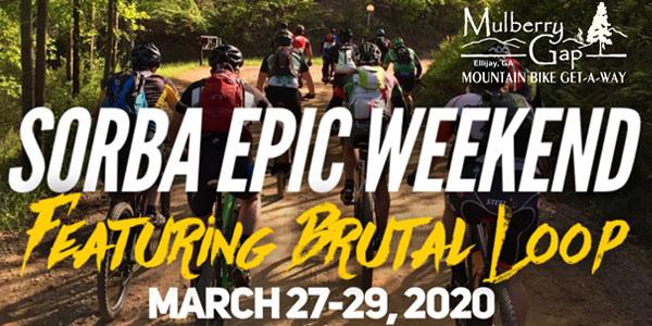Bike the Brutal Loop during the SORBA Epic Weekend at Mulberry Gap - Singletracks Mountain Bike News