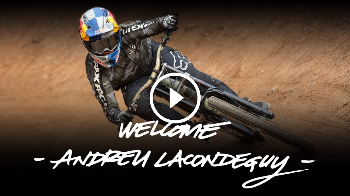 Andreu Lacondeguy Hits big Jumps in Catalonia [Video] - Singletracks Mountain Bike News