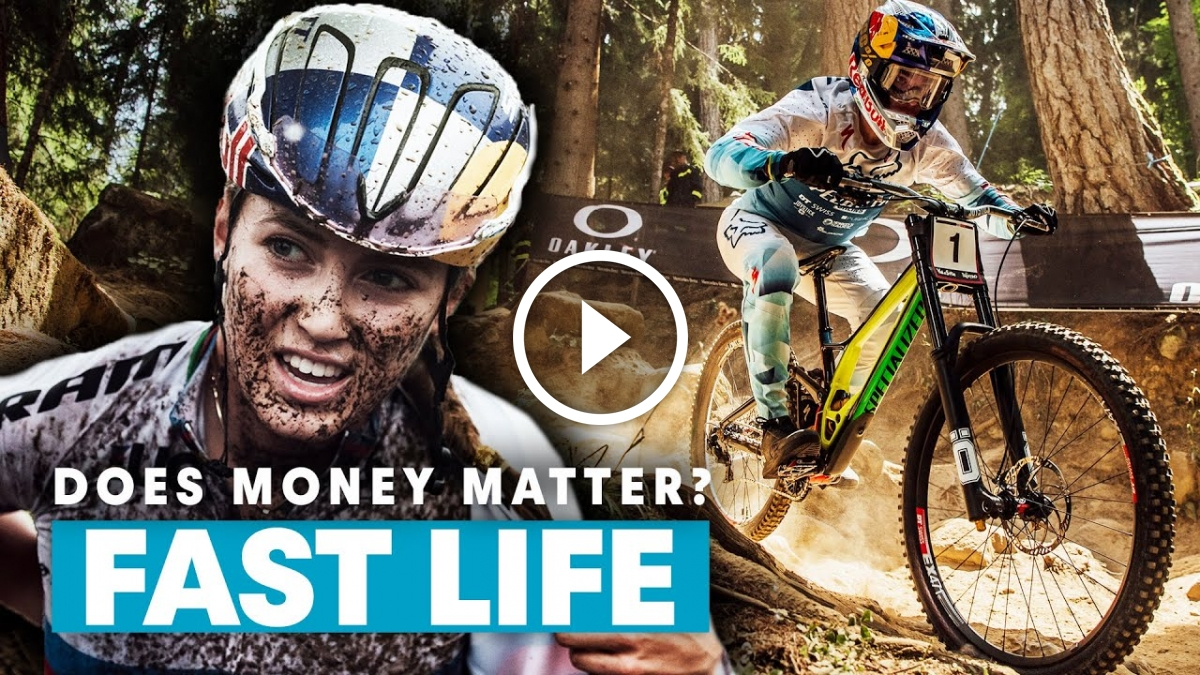 How Much Money Do Pro Mountain Bikers Actually Make?[Video] - Singletracks Mountain Bike News