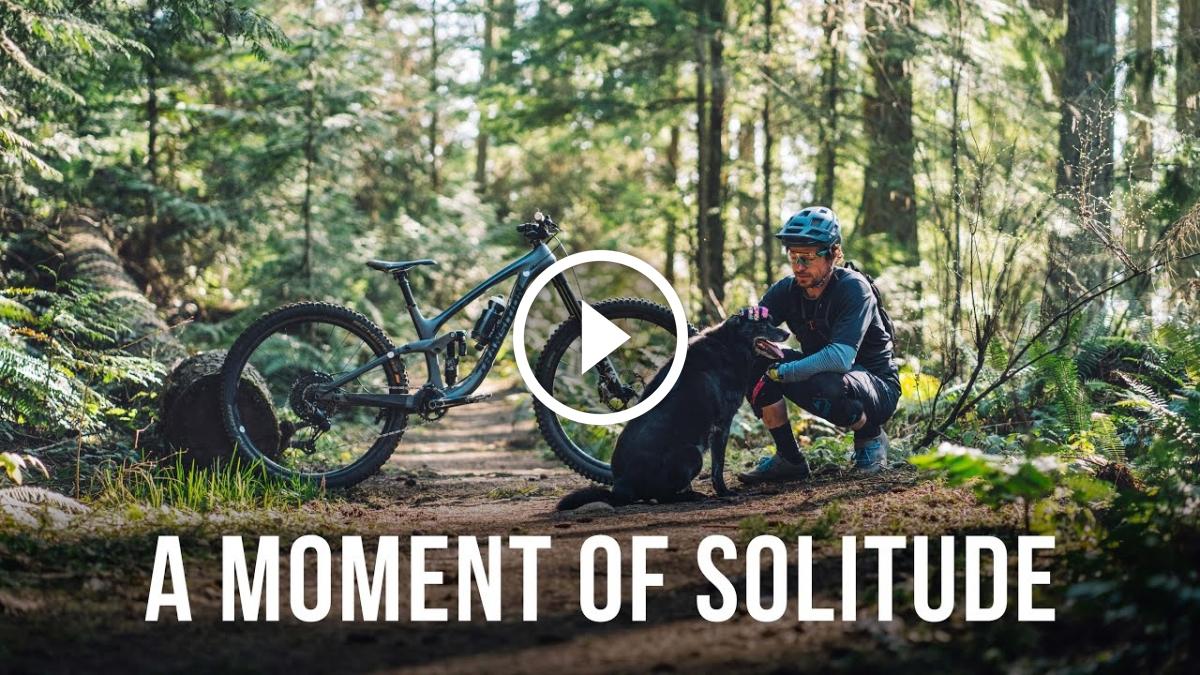 A Moment of (Mountain Bike) Solitude [Video] - Singletracks Mountain Bike News