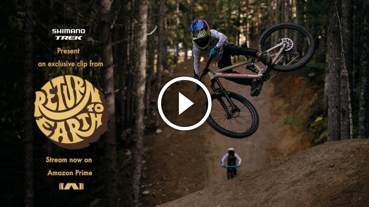 Return to Earth: Whistler Bike Park Kids Segment [Video] - Singletracks Mountain Bike News
