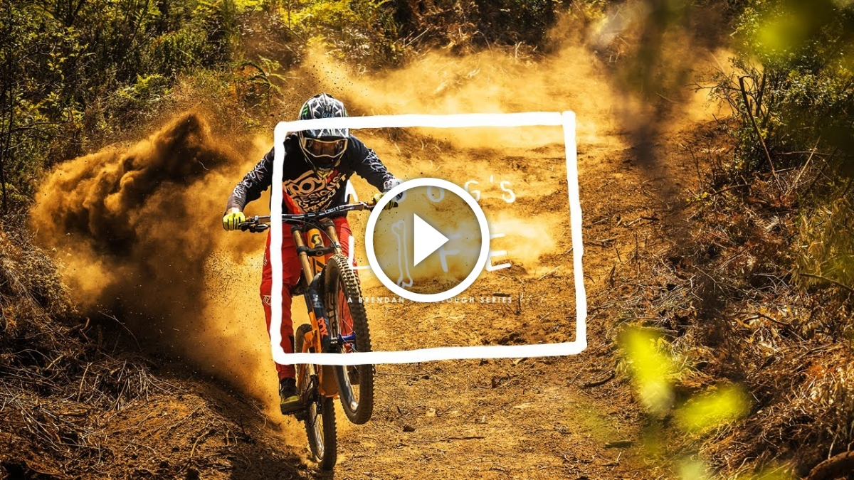 Warp Speed in South Africa with Brendan Fairclough and Amaury Pierron [Video] - Singletracks Mountain Bike News