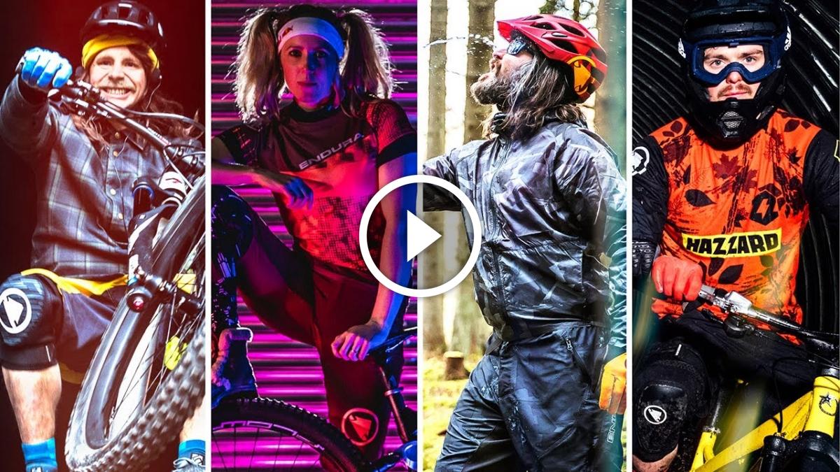 Endura goes 90s Retro in their Baggy MTB Shorts Commercial [Video] - Singletracks Mountain Bike News