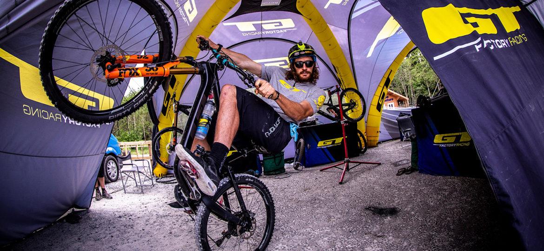 Блог компании Триал-Спорт: GT: Вин «Wheelie» Мастерс. По ту сторону микрофона
