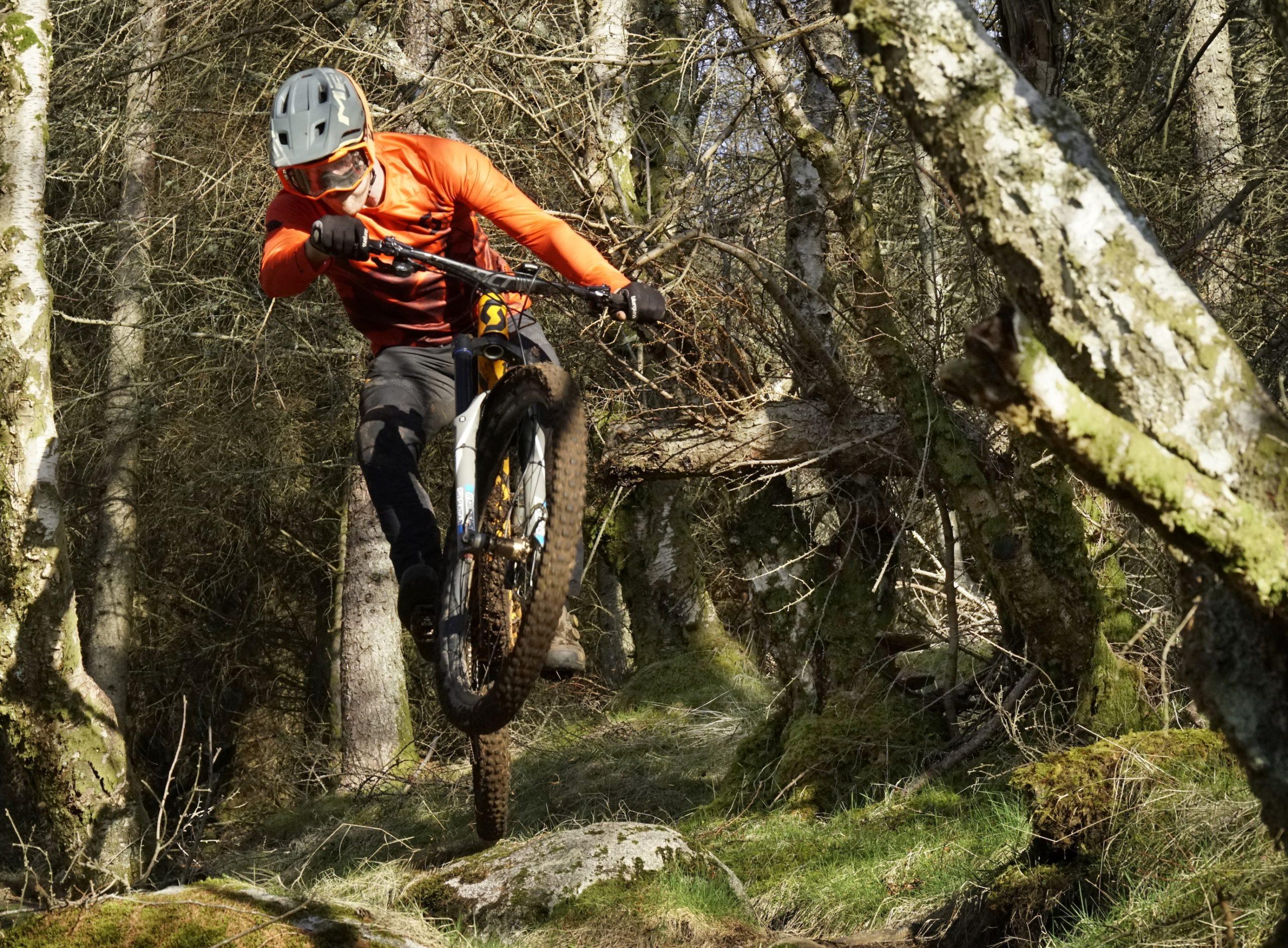 Mountain Bike Athletes - cover