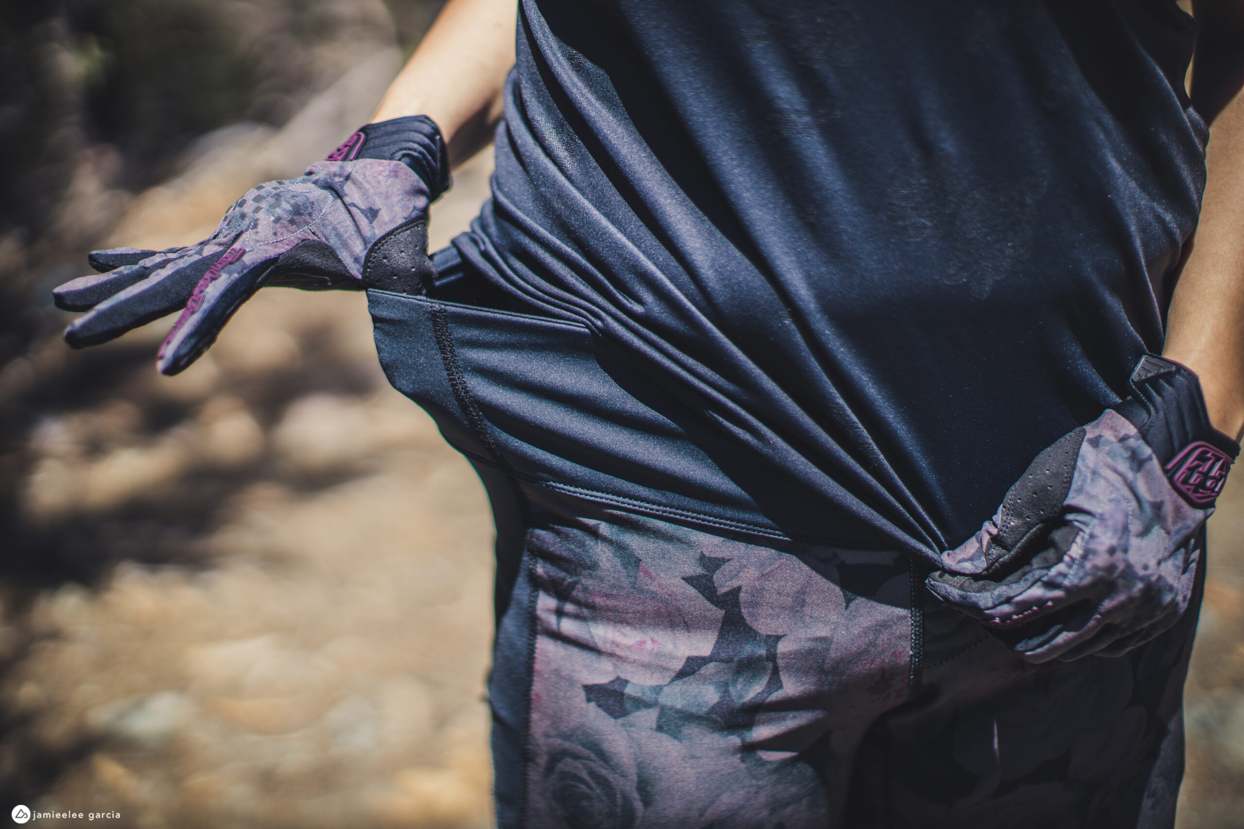 Feel Good, Ride Good: Troy Lee Designs Luxe Shorts and Lilium Jersey - Singletracks Mountain Bike News