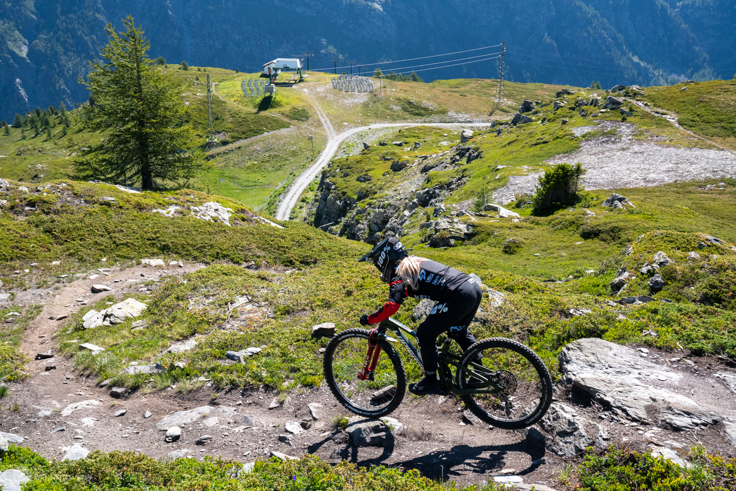 Worldwide Shredlist, in Photos: La Thuile Bike Park, Valle D'Aosta, Italy - Singletracks Mountain Bike News