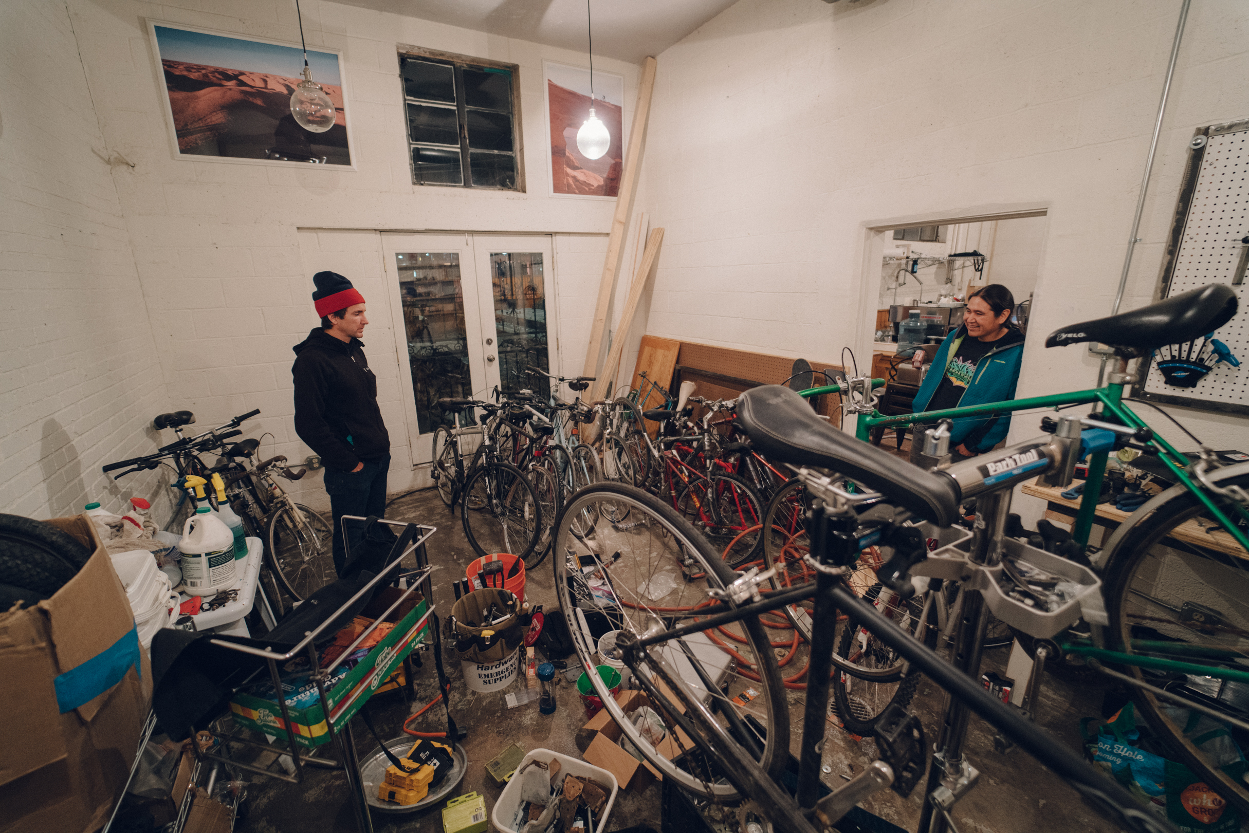 Empowering Youth in Gallup and the Navajo Nation Through Bikes and Coffee [Podcast] - Singletracks Mountain Bike News