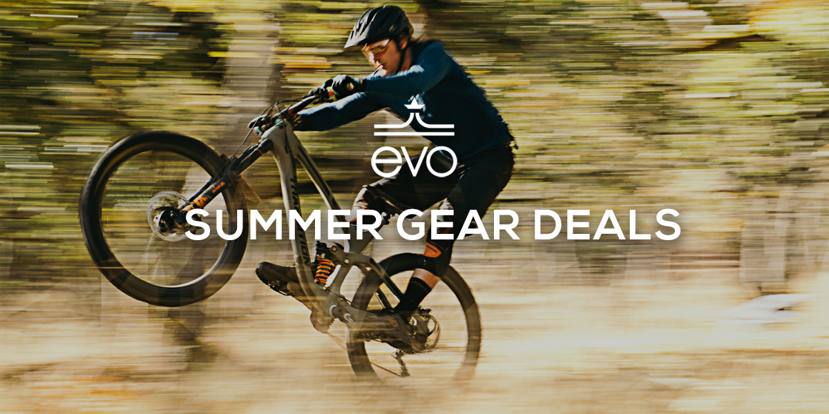 July MTB Deals from evo - Singletracks Mountain Bike News