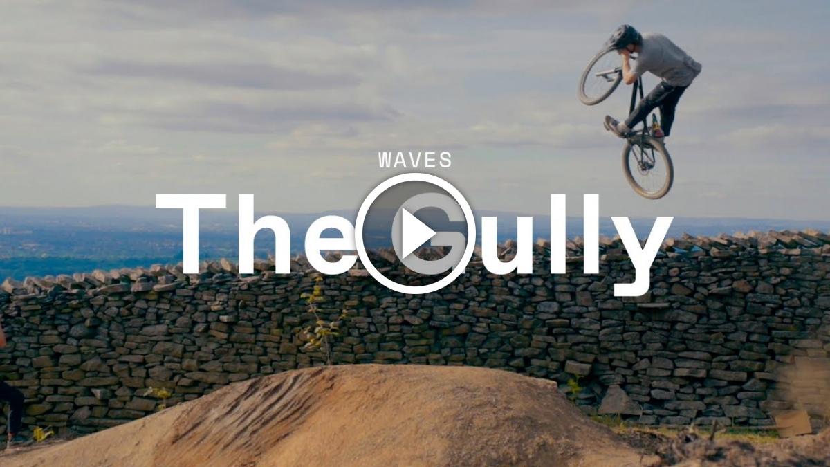 Cannondale Waves: The Backyard Sessions [Video] - Singletracks Mountain Bike News
