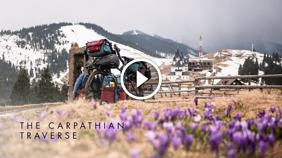 The Carpathian Traverse, by Bike [Video] - Singletracks Mountain Bike News
