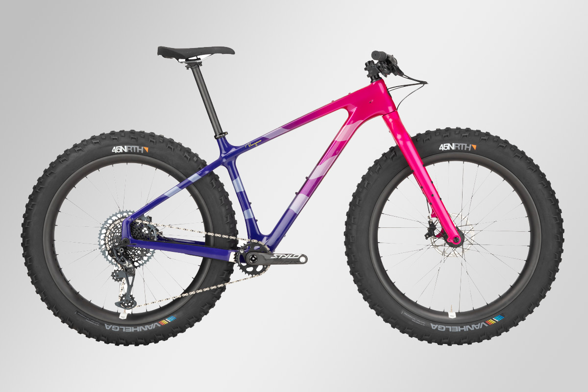 Salsa Launches 2021 Fat Bike Models - Singletracks Mountain Bike News