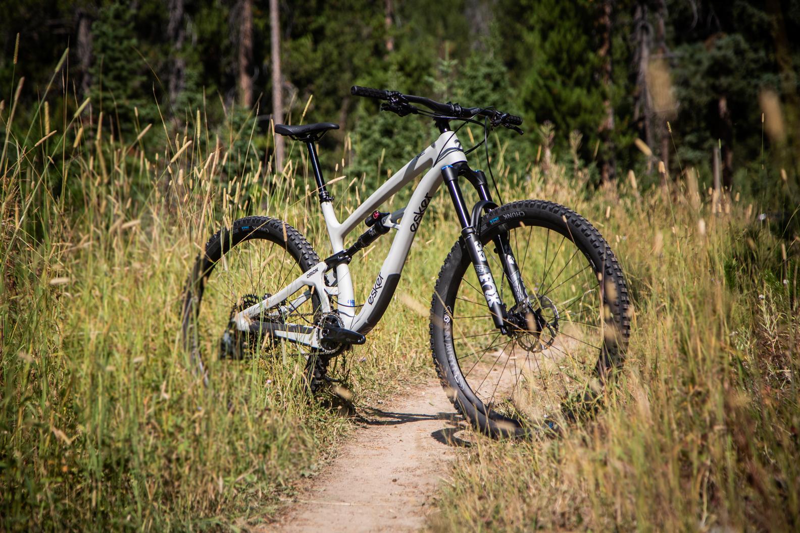Esker Cycles Adds the Rowl to Lineup, a 140mm 29er Trail Bike - Singletracks Mountain Bike News