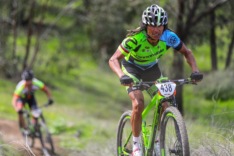 Mountain Bike Skills & Fitness - cover