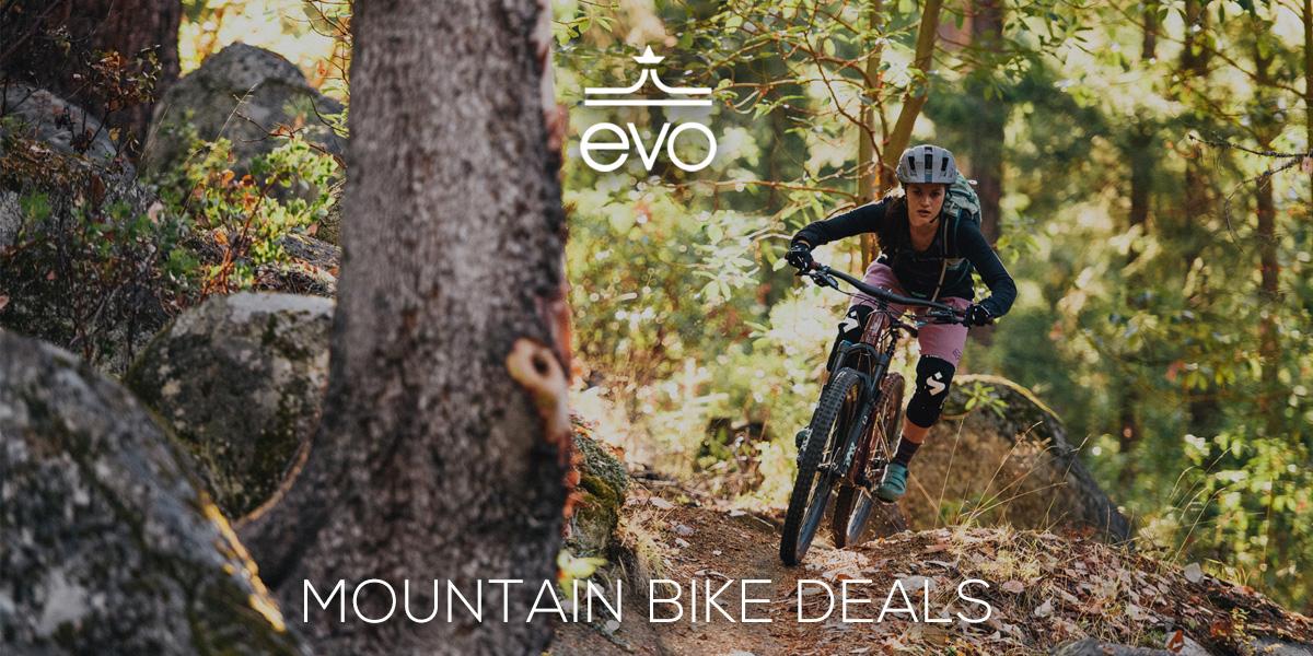 Get Your Next Trail, Gravel, Women's or e- Bike at evo - Singletracks Mountain Bike News