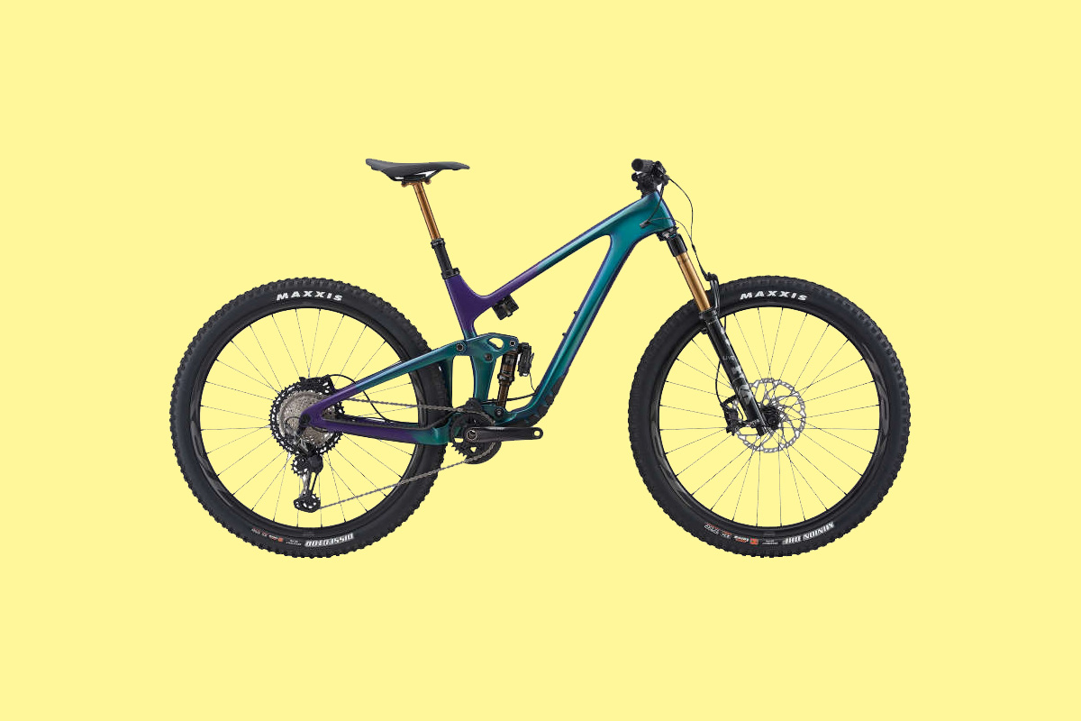 The Full-Carbon 2021 Giant Trance X Advanced Pro 29 is Ready for the Trails - Singletracks Mountain Bike News