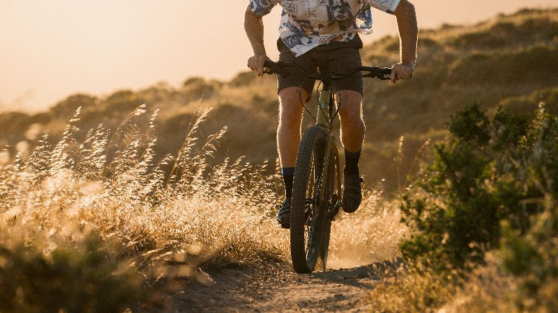 New MTB Brand Hudski Bikes Launches with 3 bikes, all Based on a Single Frame - Singletracks Mountain Bike News