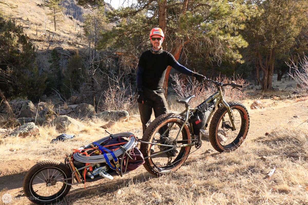 Reader Bike Check: A Mountain Bike Built for Building Trail - Singletracks Mountain Bike News