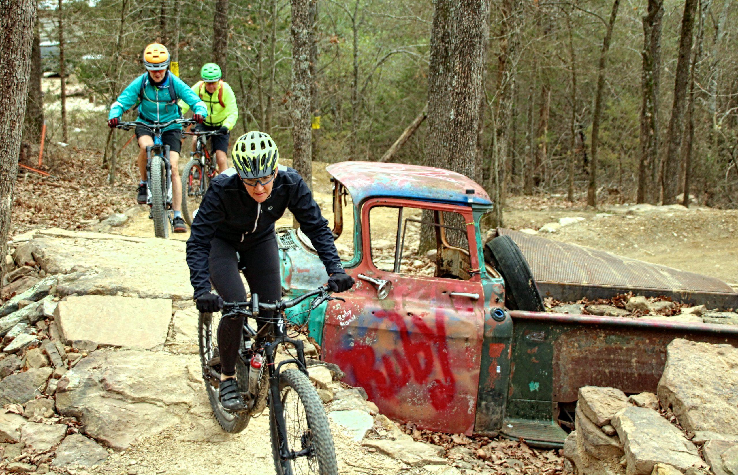 A New World-class, European Style XC Race Course Lands at Centennial Park in Arkansas - Singletracks Mountain Bike News
