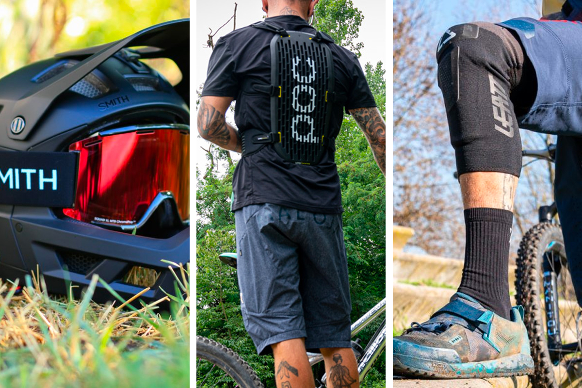 Mountain Bike Protection for your Brain, Body, and Bike - Singletracks Mountain Bike News
