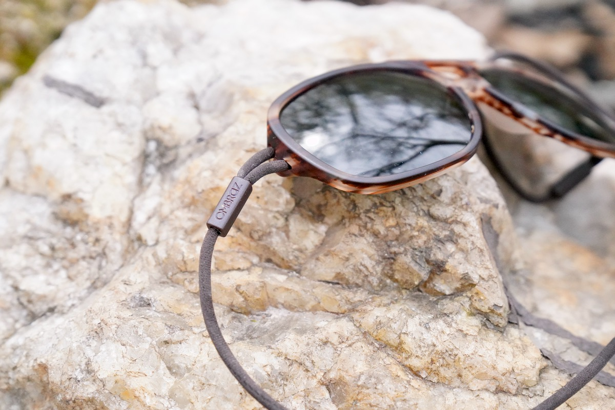 The Ombraz Leggero Sunglasses Have No Arms [Review] - Singletracks Mountain Bike News