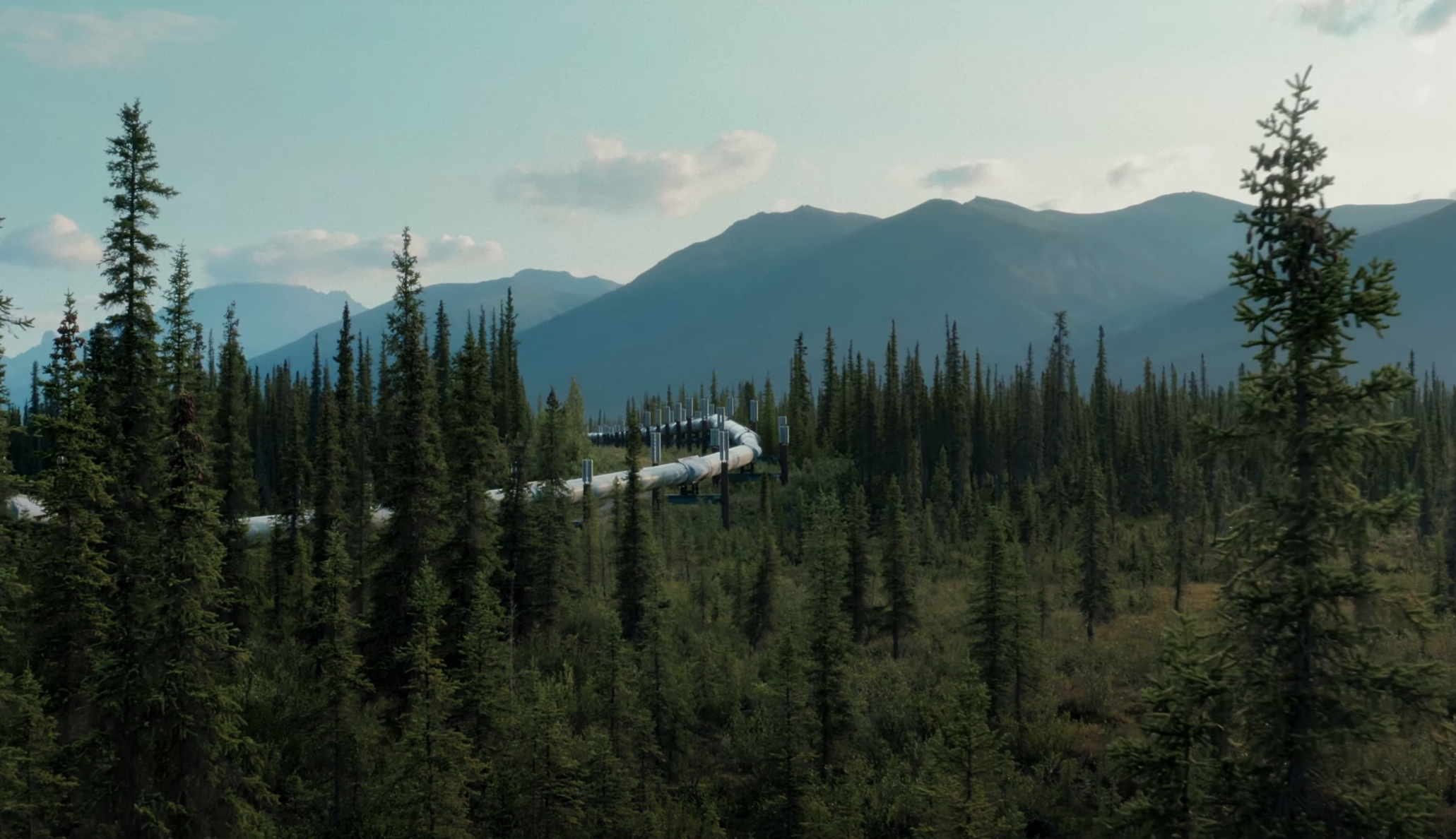 Lael Wilcox Attempts the Fastest Known Time Along the 800-mile Trans-Alaska Pipeline