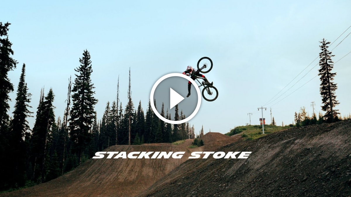 Stacking Stoke - No Other Way [Video]
