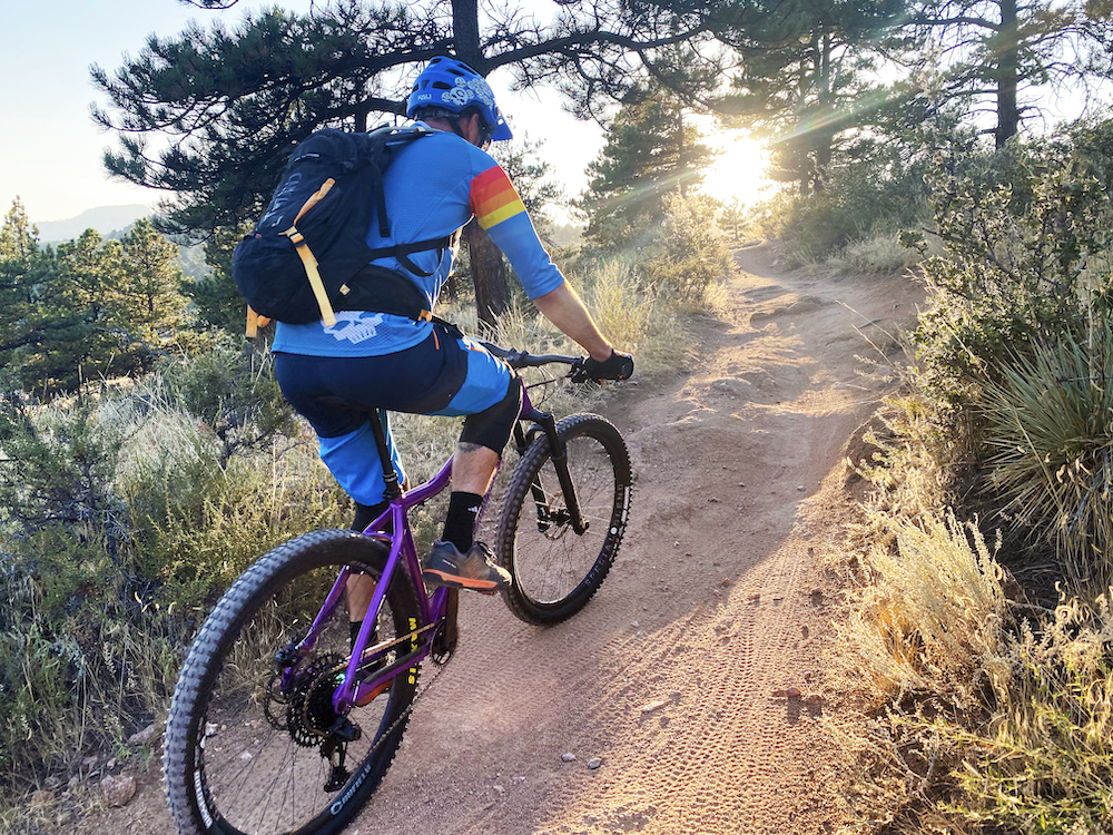 The Canfield Yelli Screamy Hardtail Returns