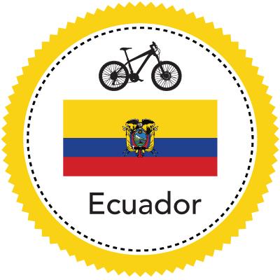 Ecuador Rider