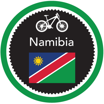 Namibia Rider