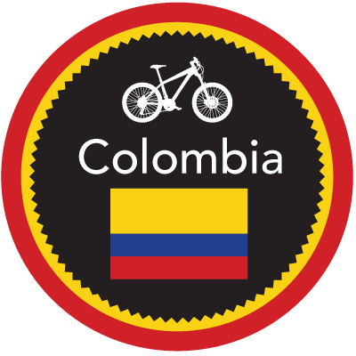 Colombia Rider