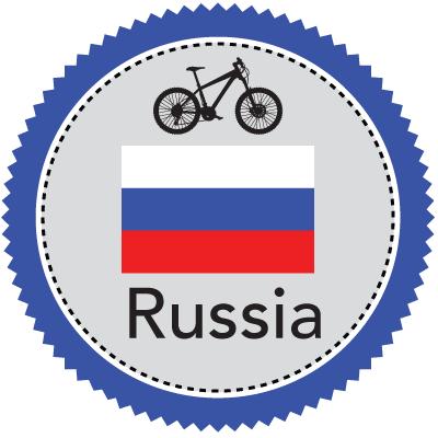 Russia Rider