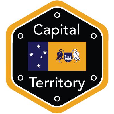 Australian Capital Territory Rider
