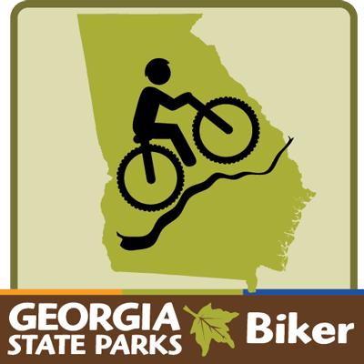 Georgia State Parks Biker
